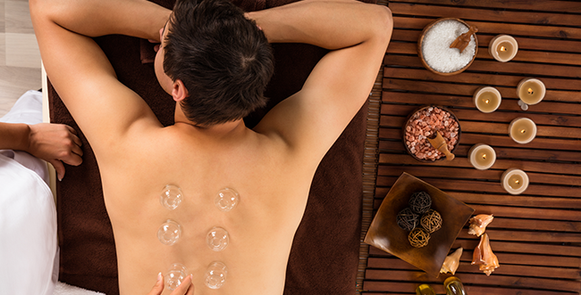 Why more athletes are turning to cupping treatments for success